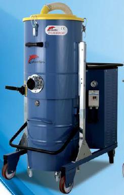 DELFIN D/G 30 EXP - Индустриална прахосмукачка с продължителен режим на работа за сухо и мокро почистване. Мощна, трифазна, индустриална прахосмукачка за продължителен режим на работа за сухо и мокро почистване.